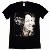 Johnny Henry Black Tee