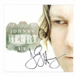 Johnny Henry CD- Now...- Available Autographed! -